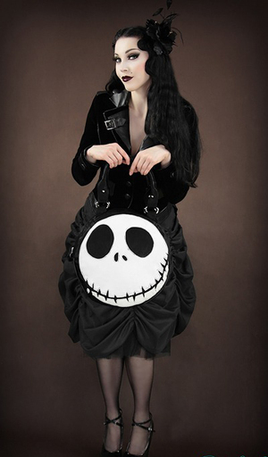 Jack Skellington A4 Bag
